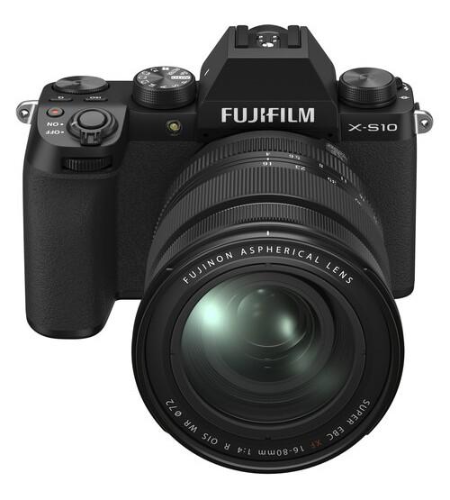 Fujifilm X-S10 Kit 16-80mm Mirrorless Digital Camera
