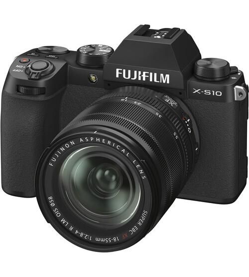 Fujifilm X-S10 Kit 18-55mm Mirrorless Digital Camera