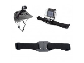 GP04 Vented Helmet Strap Mount For GoPro