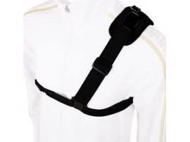 GP222 Shoulder Mount Harness with Thumb Knob For GoPro