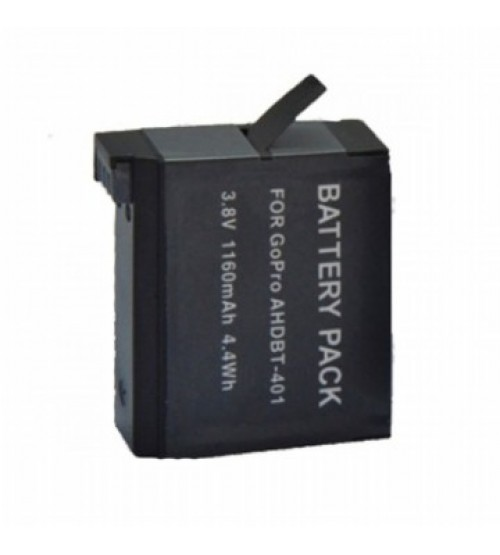 GP227 / GP182 Hero4 Repplacement Battery For GoPro