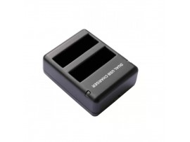 GP228 / GP198 USB Dual Charger AHDBT-401 For Gopro Hero4
