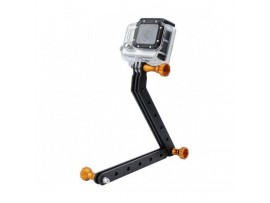 GP45 CNC Aluminium Arms and Screws For GoPro