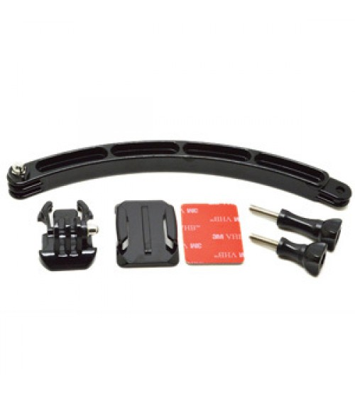 GP79 Helmet Arm with Mount and Thumb Knob For GoPro