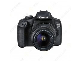 Canon EOS 1500D Kit EF-S 18-55mm II (Free Water Bottle)