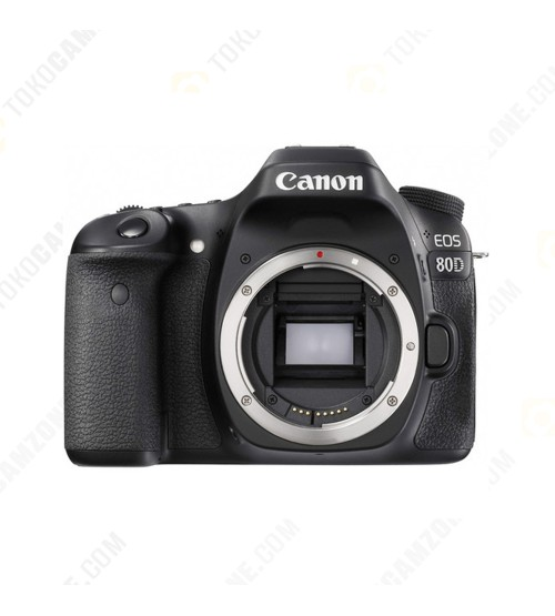 Canon EOS 80D Body Only WiFi