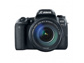 Canon EOS 77D Kit EF-S 18-135mm f/3.5-5.6 IS