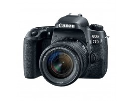 Canon EOS 77D Kit EF-S 18-55mm f/4-5.6 IS STM