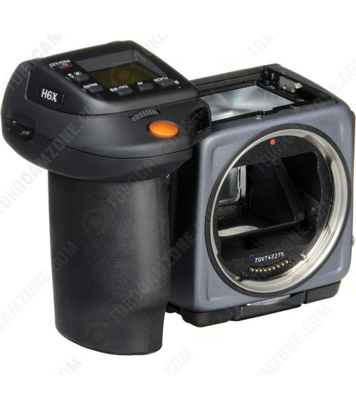 Hasselblad H6X Body Only