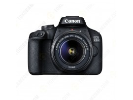 Canon EOS 3000D Kit EF-S 18-55mm III (Promo Cashback Rp 500.000 Periode 01 s/d 30 April 2021)
