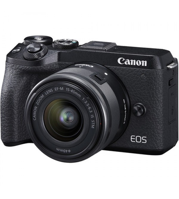 Image result for Canon EOS M6 Mark II