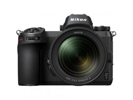Nikon Z7 Mirrorless Digital Camera Kit 24-70mm Lens with FTZ Adapter Kit (Free XQD 64GB)