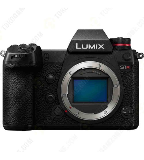 Panasonic Lumix DC-S1R (Body Only) (Promo Cashback Rp 2.000.000 + Free Battery s/d 30 September 2020)