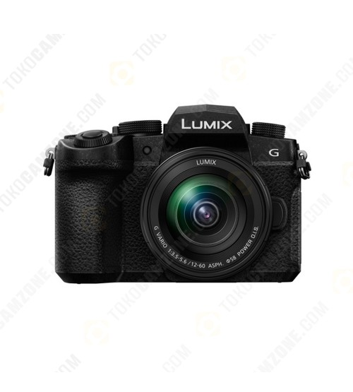 Panasonic Lumix DC-G95 Kit 12-60mm (Free Battery DMW-BCL12E Periode s/d 31 Maret 2020)