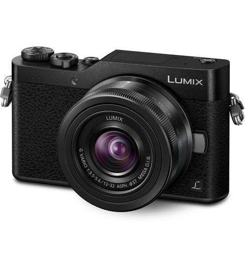 Panasonic Lumix DC-GF9 Kit 12-32mm Pink (Promo Cashback Rp 500.000 + Free Battery DMW-BLH7E)
