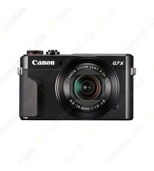Canon PowerShot G7X Mark II (Promo Cashback Rp 700.000 Periode 02 s/d 26 April 2020)