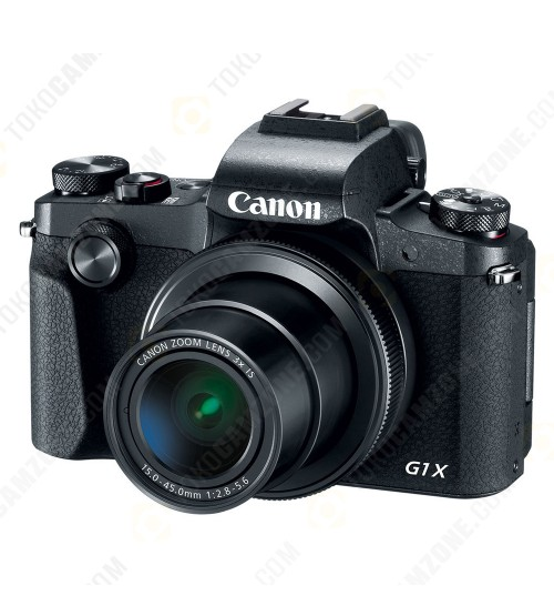 Canon PowerShot G1X Mark III (Promo Cashback Rp 500.000 Periode s/d 30 Juni 2020)