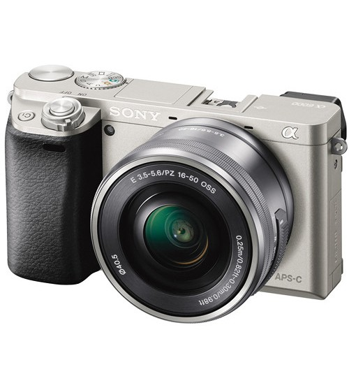 Sony Alpha A6000 Kit 16-50mm (Promo Cashback Rp 1.500.000)