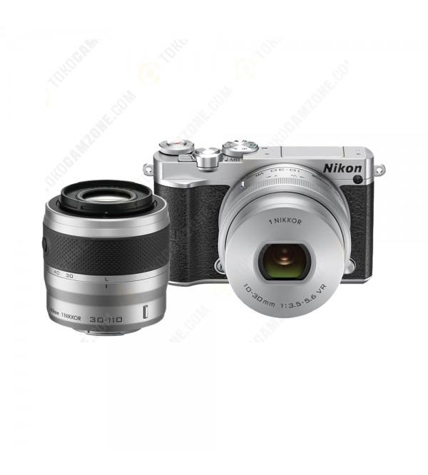 Nikon 1 J5 Double Kit 10 30mm 30 110mm