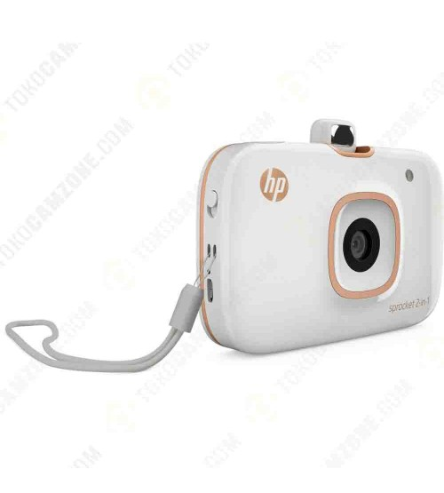 HP Sprocket 2-in-1 Smartphone Printer & Instant Camera