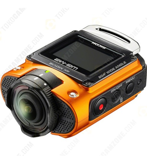 Ricoh WG-M2 Action Camera
