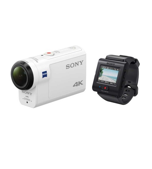 Sony HDR-AS300R HD Video Camera Recorder Action Cam with Wi-Fi