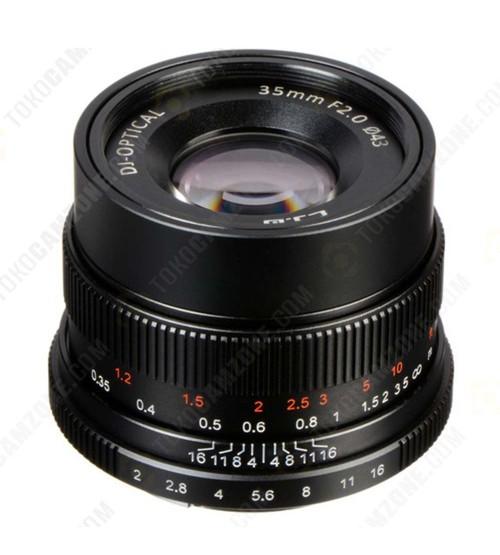 7Artisans For Sony E-mount 35mm f/2.0