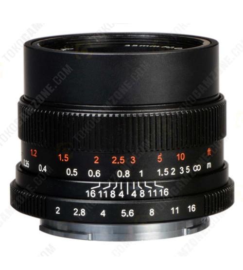 7Artisans For Fuji 35mm f/2.0