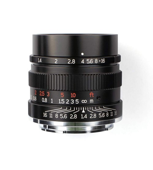 7Artisans 35mm f/1.4 For Sony E-Mount