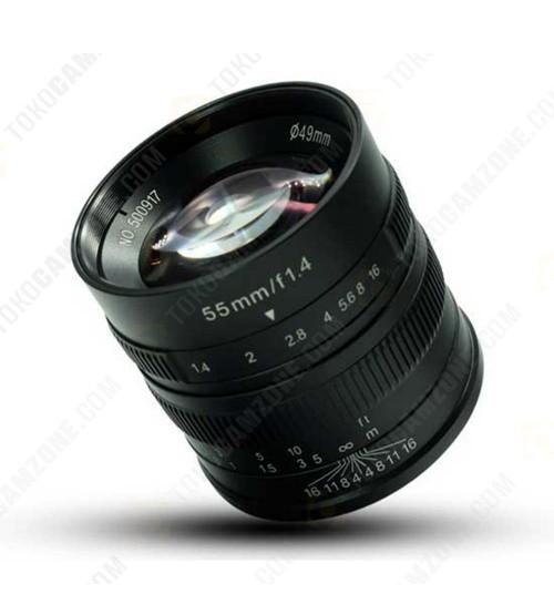 7Artisans For Canon 55mm F/1.4