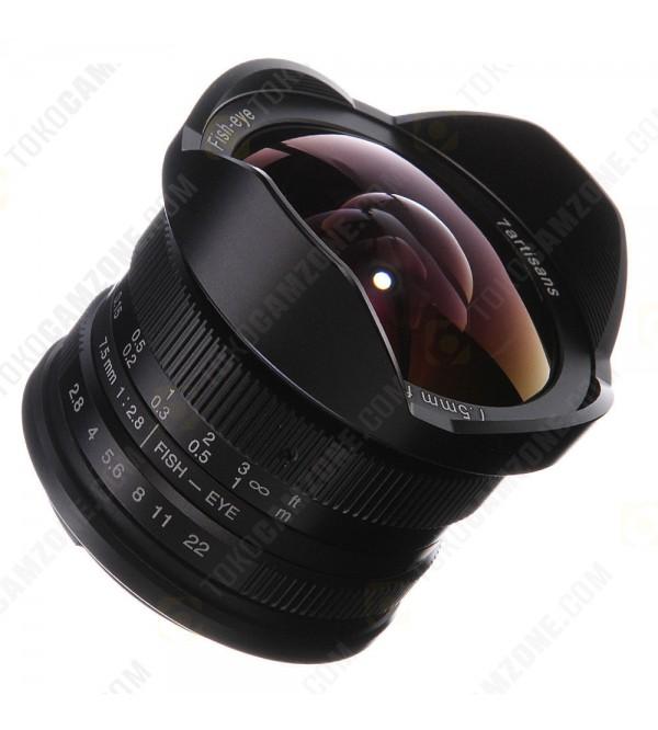 7artisans For Fuji 7 5mm F 2 8 Aps C