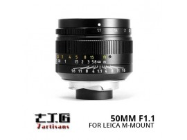 7artisans for Leica 50mm f/1.1 M Mount