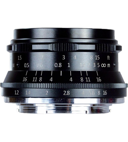 7artisans Photoelectric 35mm f/1.2 Lens for Micro Four Thirds