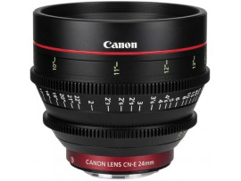 Canon CN 24mm T1.5 L F (EF mount) EF Cinema Prime