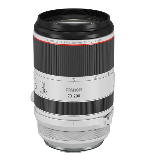 Canon RF 70-200mm f/2.8L IS USM  (Promo Cashback Rp 500.000 s/d 30 April 2021)