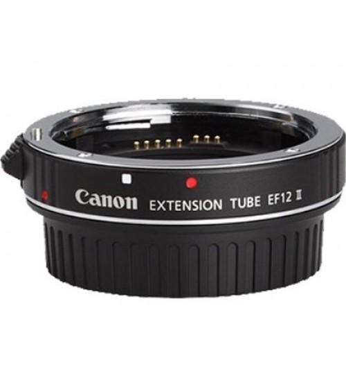 Canon Extension Tube EF 12 II For All EOS DSLR & Lens