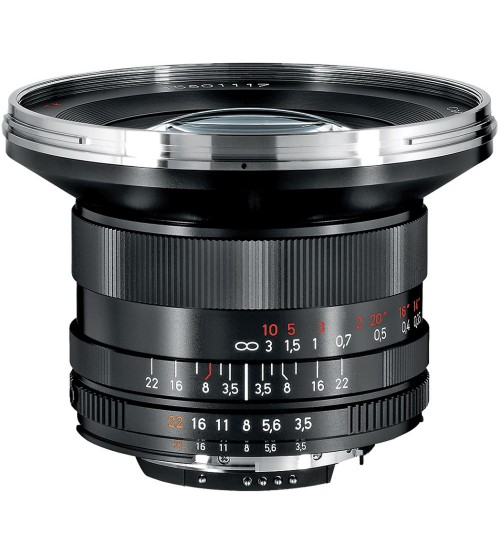 Carl Zeiss For Nikon 18mm f/3.5 ZF.2 Distagon T*