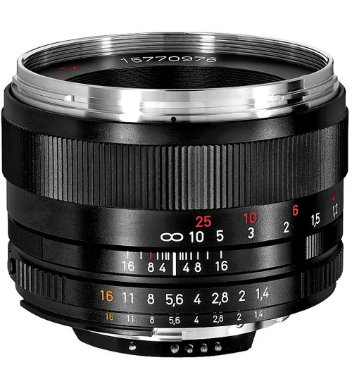 Carl Zeiss For Nikon 50mm f/1.4 ZF.2 Planar T*
