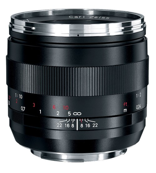 Carl Zeiss For Canon 50mm f/2.0 Makro-Planar T* ZE