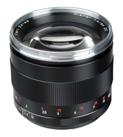 Carl Zeiss For Nikon 85mm f/1.4 ZF.2 Planar T*