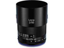 Carl Zeiss 50mm f/2 Loxia Planar T* Lens For Sony E-Mount