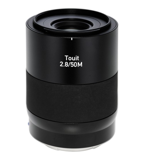Carl Zeiss Touit 50mm f/2.8mm Lens For Sony E-Mount