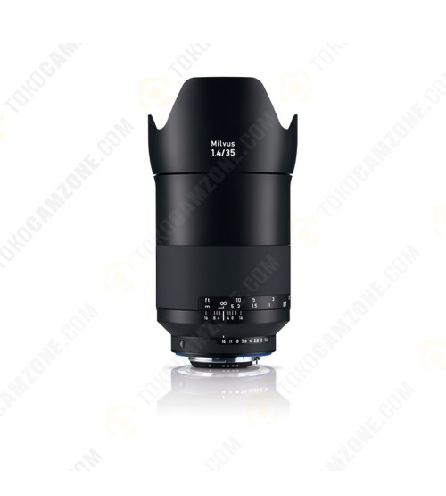 Carl Zeiss 35mm f/1.4 ZF.2 Milvus Lens For Nikon F