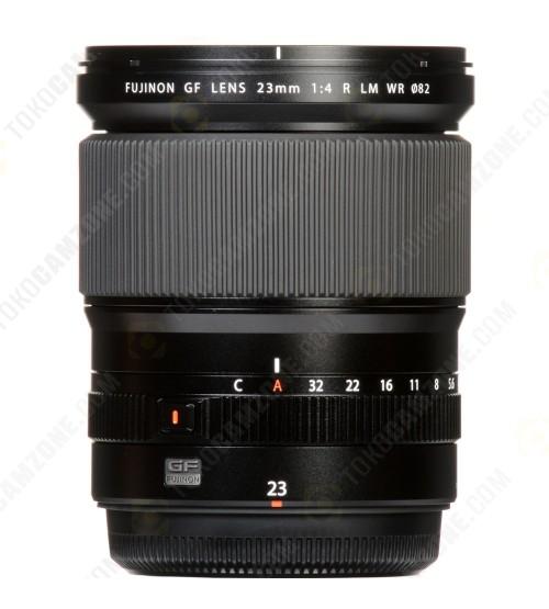 Fujifilm Fujinon GF 23mm f/4.0 R LM WR