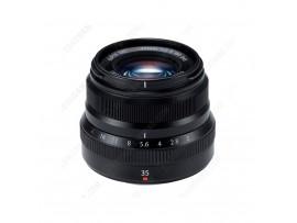Fujinon XF35mm f/2 R WR Lens