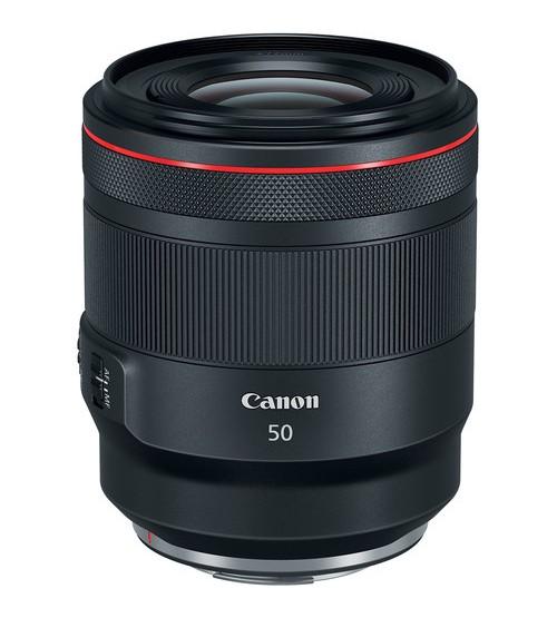 Canon RF 50mm f/1.2L USM Lens (Promo Cashback Rp 500.000 s/d 30 April 2021)