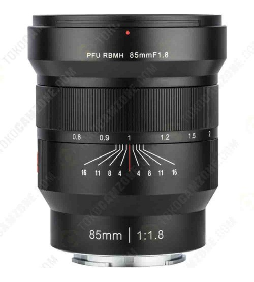 Viltrox PFU RBMH 85mm f/1.8 for Sony E