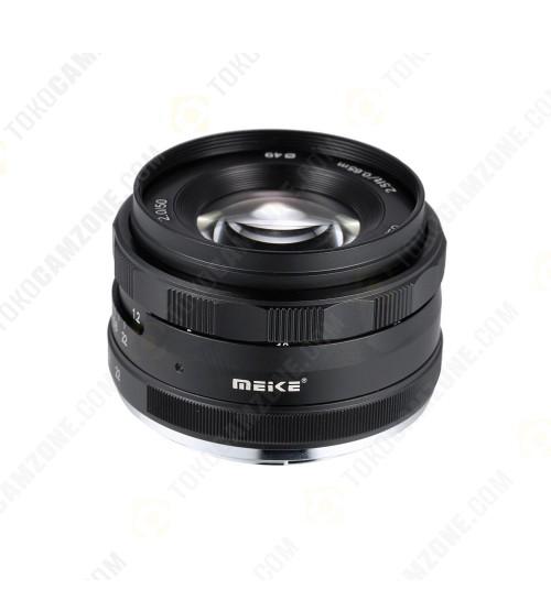 Meike for Sony 50mm f/2.0 APS-C