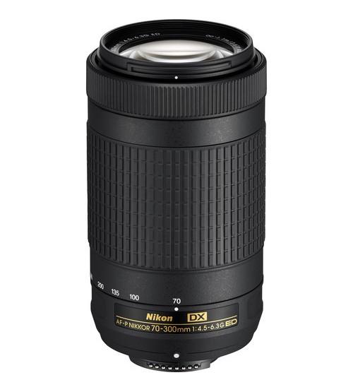 Nikon AF-P DX NIKKOR 70-300mm f/4.5-6.3G ED