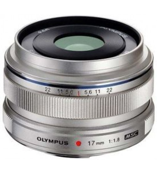 Olympus M.Zuiko Digital 17mm f/1.8 Wide-Angle Lens